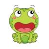 点击获取Little Frog Stickers