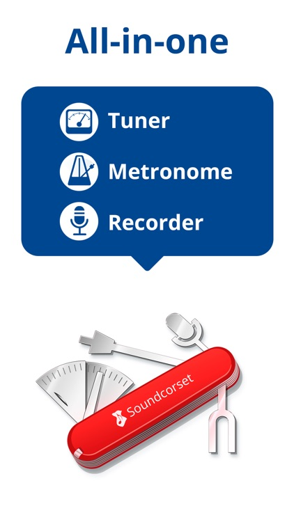 Tuner & Metronome -Soundcorset screenshot-6