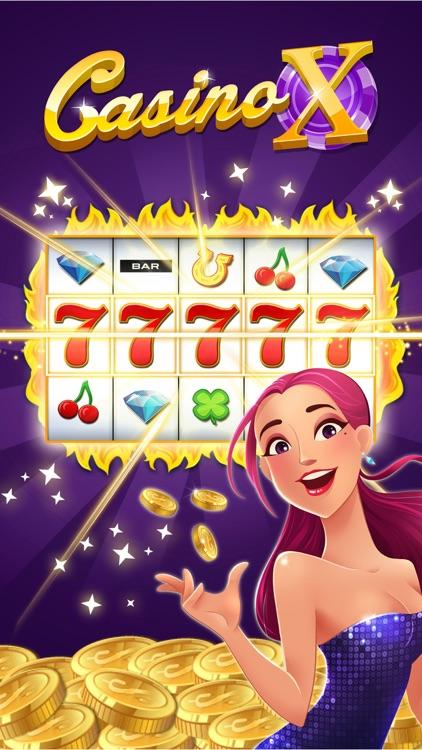 Casino X: Social Casino screenshot-0