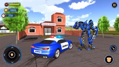 戦うロボットの車の追跡2020のスクリーンショット1