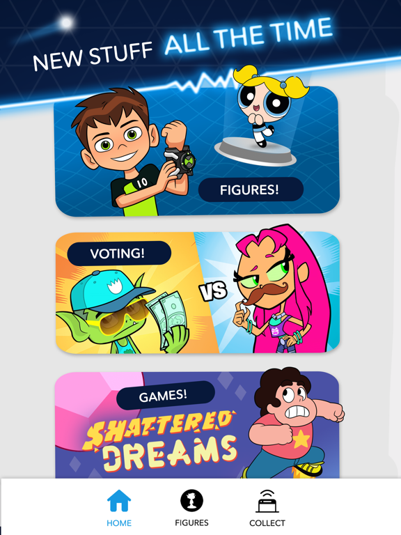 CN Arcade tablet App screenshot 5