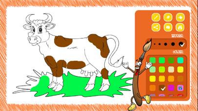 Color Your Farm screenshot 1