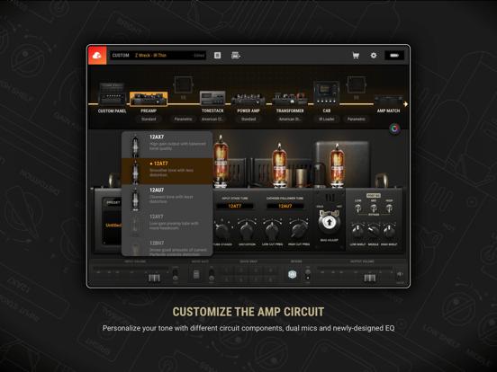 BIAS AMP 2 - for iPadのおすすめ画像3