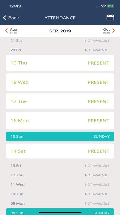 Schoollog - Parent App screenshot-5