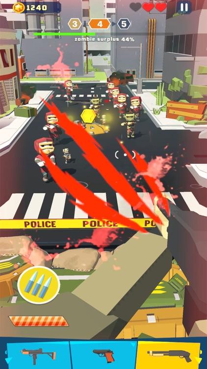 Shooter vs Zombies screenshot-3
