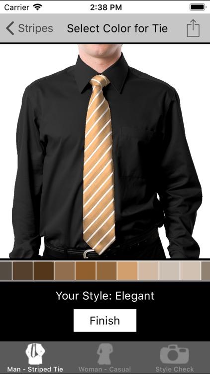 Dress Guide Pro - Color Match