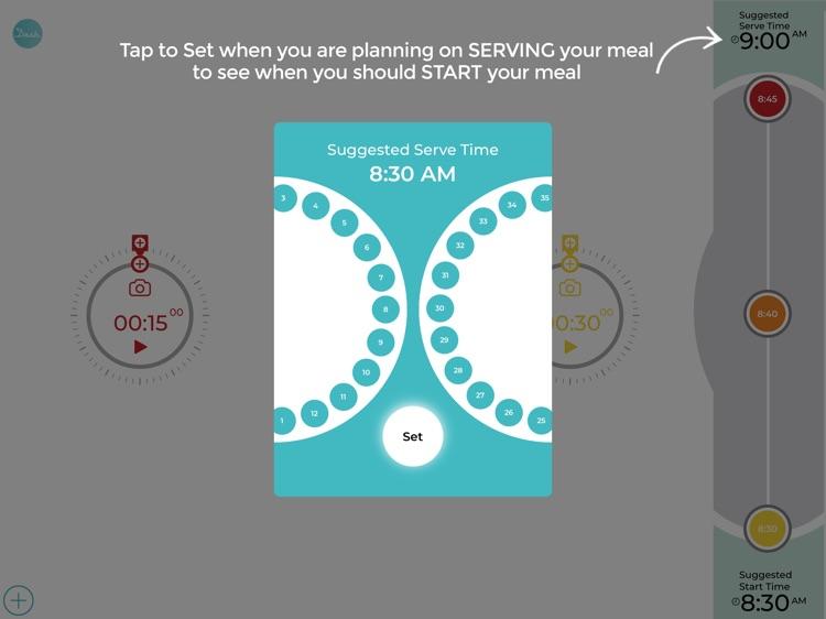 Dash - Visual Cooking Timer screenshot-6