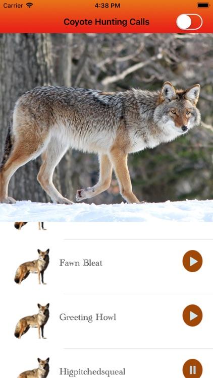 Coyote Hunting Calls Full screenshot-3