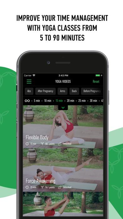 YogaDay — Yoga Videos screenshot three