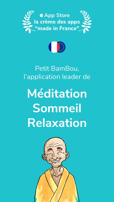 Méditer avec Petit BamBou sur pc