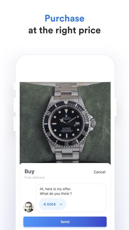 Tradeewatches screenshot-0