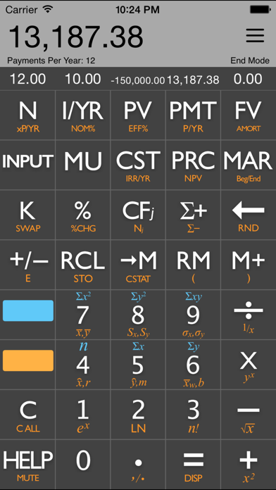 Top 10 Apps like CalcTape Paper Tape Calculator in 2019 for iPhone