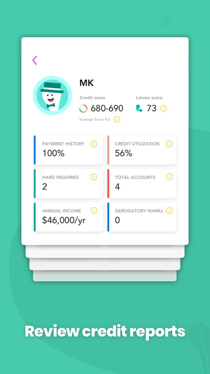 Lenme: Investing and Borrowing screenshot-7