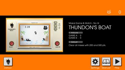 THUNDON'S BOAT screenshot 3
