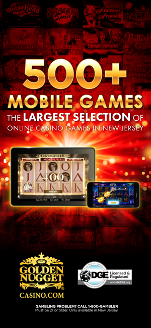 Golden Nugget Online Casino On The App Store