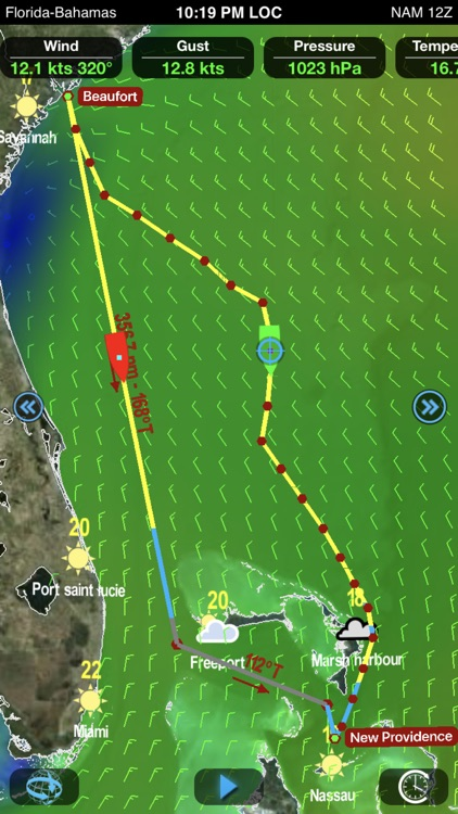 Weather4D Routing screenshot-6