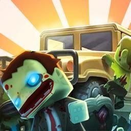 Zombie Push:Fun Games