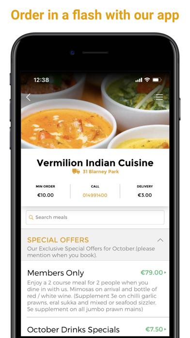 点击获取Vermilion Indian Cuisine