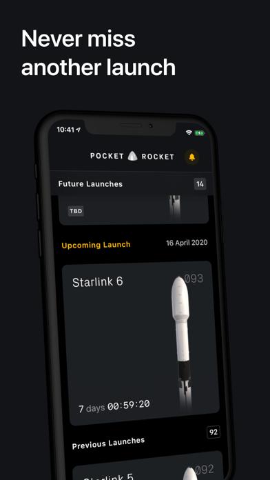 Pocket Rocketのおすすめ画像1
