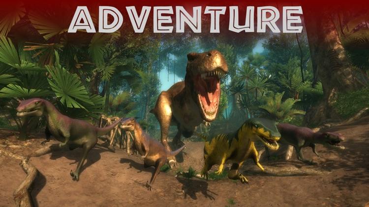 Jurassic VR Dino Park World