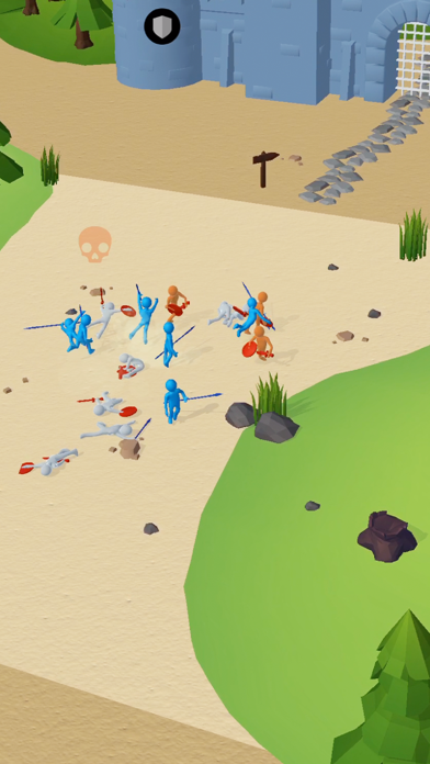 Big Battle 3D screenshot 5