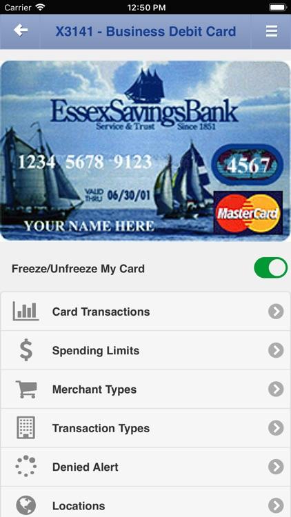 Essex Savings Mobile Banking