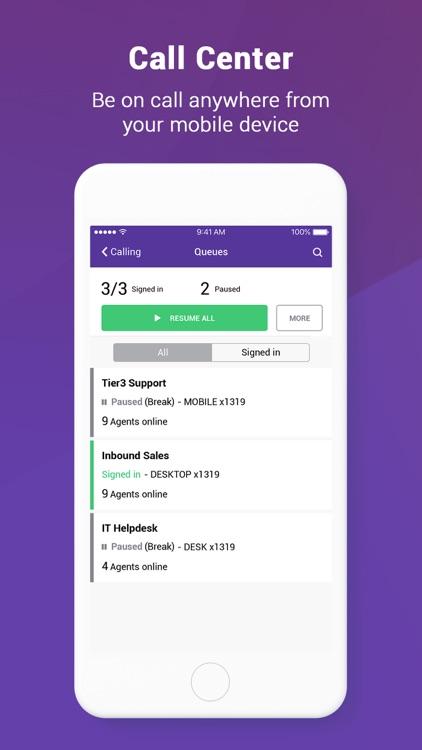 Fuze Mobile screenshot-5