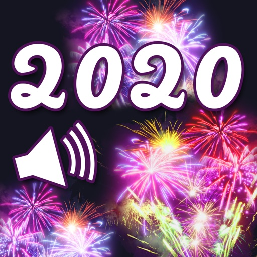 Happy New Year 2020 Greetings icon