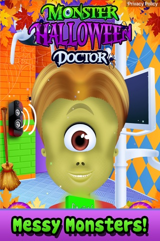 Halloween Monster Doctor - náhled