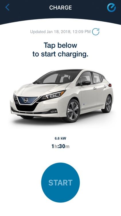 NissanConnect® EV & Services