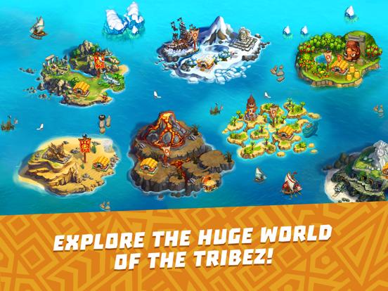 The Tribez: Build a Village | App Price Drops