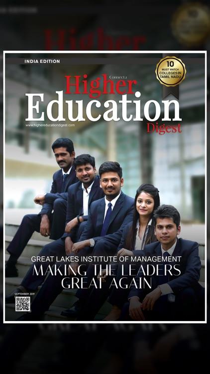 Higher Education Digest screenshot-6