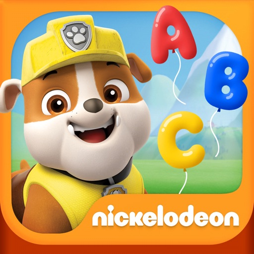 Paw Patrol: Alphabet Learning