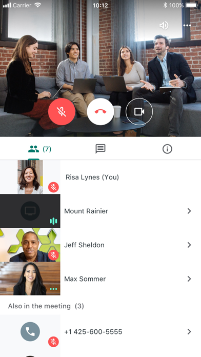Hangouts Meet by Google Screenshot