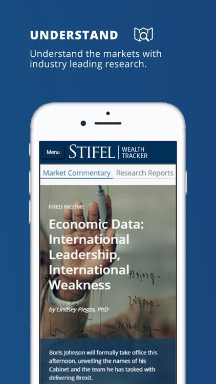 Stifel Wealth Tracker screenshot-4