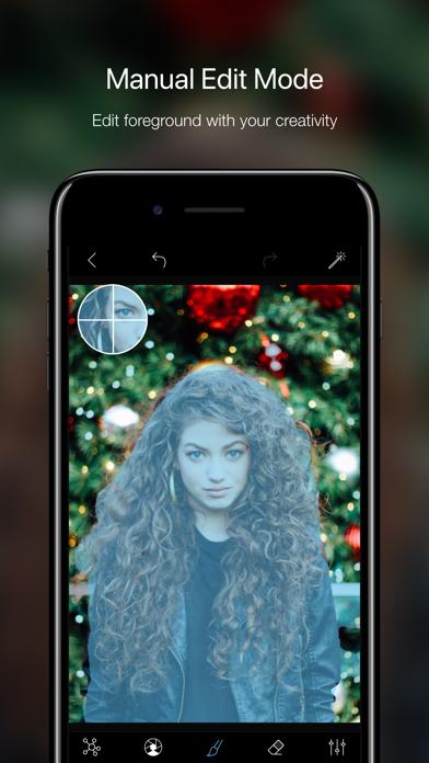 Phocus: Portrait mode editorのおすすめ画像7