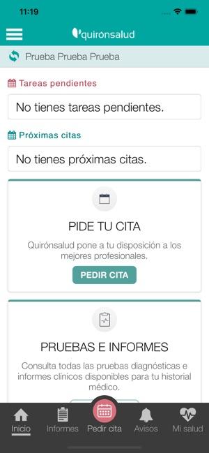 Quirónsalud On The App Store