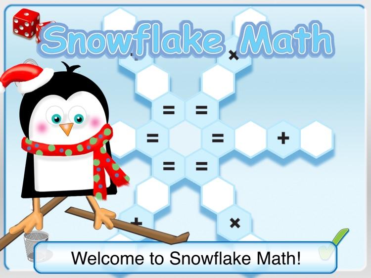 Snowflake Math