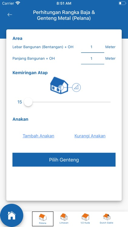Roof Calculator screenshot-4