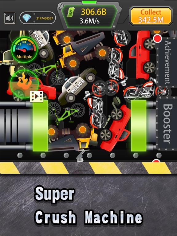 Crush Machine: Simulator Games screenshot 1