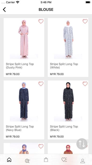 QAYSAA - Modest Fashion screenshot 3