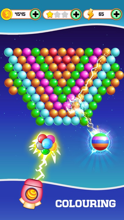 Classic Bubble Pop Puzzle screenshot-3