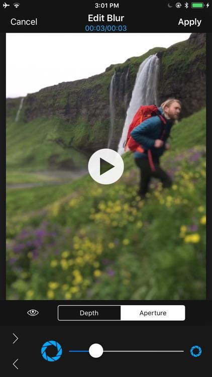 AfterFocus - Background Blur screenshot-8