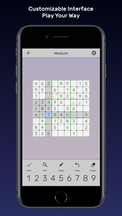 Sudoku Evolved - 3D Puzzles screenshot-3