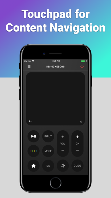 Remote for TVs with Android OSのおすすめ画像3