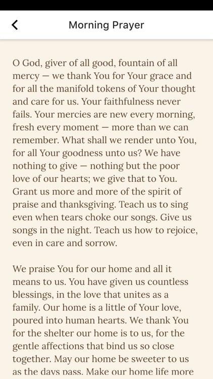 Daily Prayer Guide screenshot-5