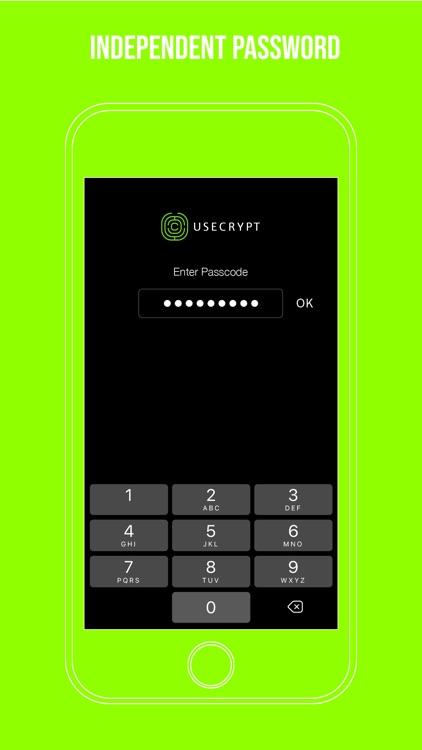 UseCrypt Messenger screenshot-0
