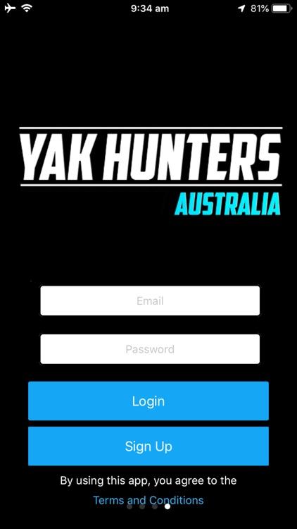 Yakhunters Australia screenshot-3