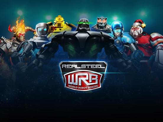 Real Steel World Robot Boxing на iPad