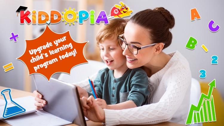 Kiddopia - ABC Toddler Games screenshot-9
